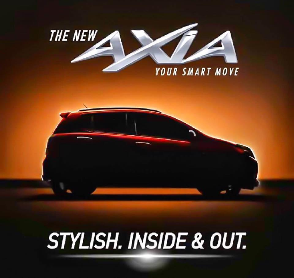 New Release Perodua Axia 2019