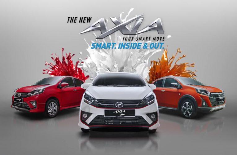 New Perodua Axia 2019